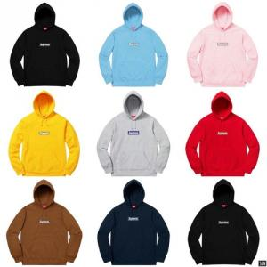Supreme 2019FW Week16『Bandana Box Logo Hooded Sweatshirt』