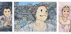 MADSAKI新作ポスター3種類