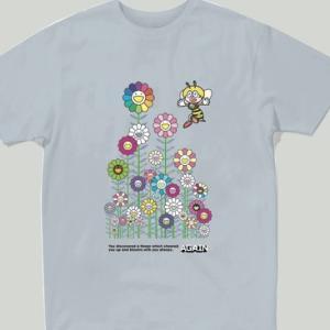 TAKASHI MURAKAMI FLOWER × YUZUBEE