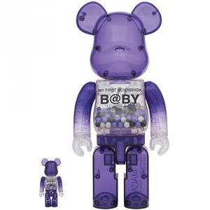 MY FIRST BE@RBRICK B@BY MACAU2020 100% & 400%/1000%