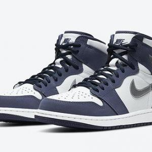 "NIKE AIR JORDAN 1 RETRO HIGH OG CO.JP ""MIDNIGHT NAVY"""