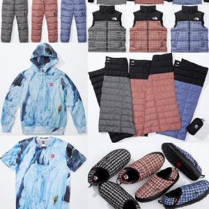"""Supreme 2021SS Week5 Supreme × The North Face """"Studded Collection"""""""