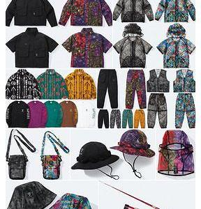 """Supreme 2021SS Week9 """"SOUTH2 WEST8"""""""