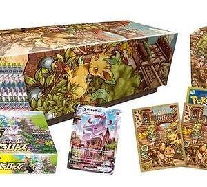 ポケモンカードゲーム ソード&シールド 強化拡張パック イーブイヒーローズ イーブイズセット等