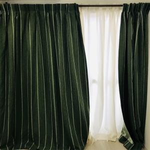カーテン丈の裾上げをお願いしたら購入店より仕立て直し屋さんのほうが安かった