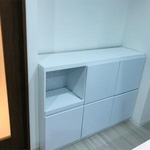 家具のコスパが良いと噂のLOWYA(ロウヤ)でキッチンボード購入した結果