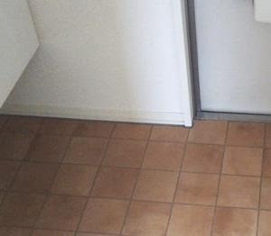 玄関をプチリフォーム&スリッパの収納