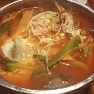 やっちゃった 東中野 韓国料理 ソナム