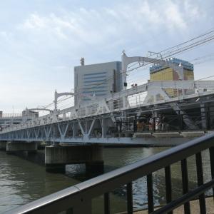 ジョギング番外編 すみだリバーウォーク TOKYO MIZUMACHI