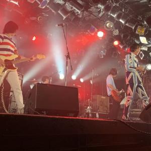 """THE COLLECTORS TOUR 2019 「超えて行こうぜ!限界ライン """"YOUNG MAN ROCK"""" season 2」 六本木EXシアター"""