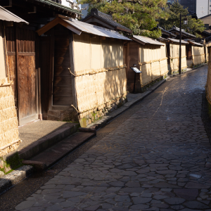【金沢】住宅地を観光?長町武家屋敷跡は基本0円で散策できる