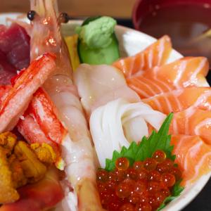 【札幌】相場より3割安い!中央卸売市場「丼兵衛」の豪華海鮮丼