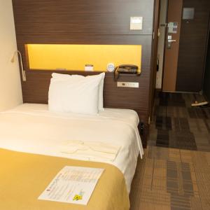 【宿泊レポ】駅0分ホテルサンルート千葉は近くて安くて広くて快適