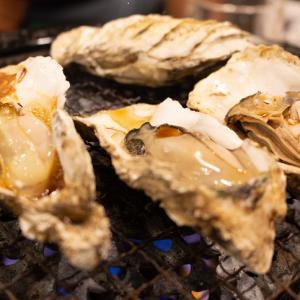 【札幌】カキ小屋名物がんがん焼き1,500円から。おすすめの浜焼きも