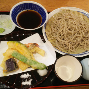 【千葉】千葉で最も旨い蕎麦処こだかの二八蕎麦は、わさび丼と共に