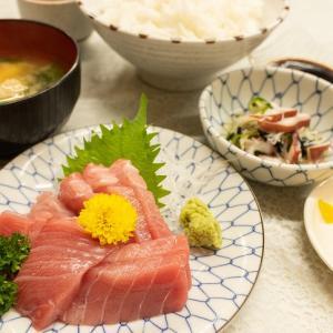 【京都】朝食は京都市中央市場「割烹マキノ」の中とろ定食がおすすめ