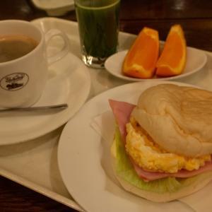 【広島】ビートルズカフェ「イエスタディー」のレトロ空間で朝食を