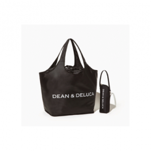 GLOW (グロー) 付録:DEAN & DELUCA レジカゴバック&保冷ボトルケース 【2020年 08月号】価格:1390円(税込、送料無料)