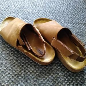 靴壊されたけど、なんも言えねえって話