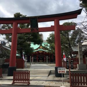 【大阪】御霊神社