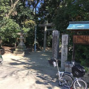 【大阪】交野天神社の参道で謎かけに挑戦