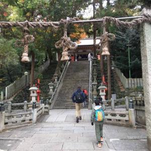 【大阪】枚岡神社 本宮、とお笑い神事