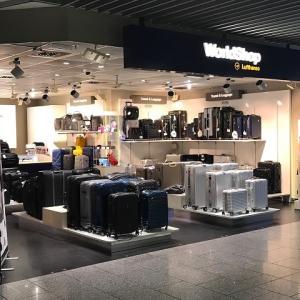 フランクフルト空港ANAターミナル1の全貌|マップ・乗り継ぎ・荷物預かり・シャワー・コインロッカー・SIMカード・レストラン・ルフトハンザショップ・ラウンジ・格安モデルプレーン