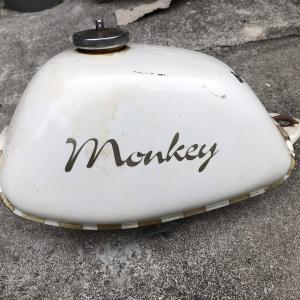 モンキーレストア③「4Lタンクを購入」