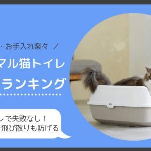【2020年版】猫用平面ノーマルトイレのおすすめ&ランキング!
