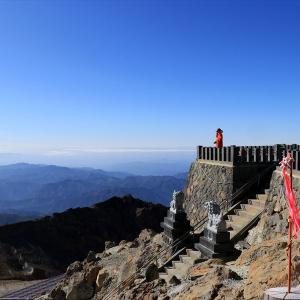 【2019年10月】御嶽山登山についての情報と記録