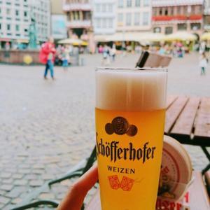 ・ドイツ・世界で一番好きなドイツビールと切り絵アーティスト!フランクフルト④