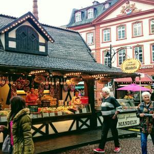 ・ドイツ・<続>ドイツのお家ご飯ってどんな感じ?フランクフルト⑥
