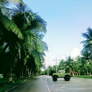 ・アメリカ・美しいビーチを独り占めするならAlupang Beach!グアム④