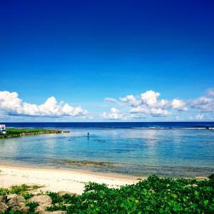 ・アメリカ・グアム南東にある素敵なビーチFirst Beach♪グアム⑥