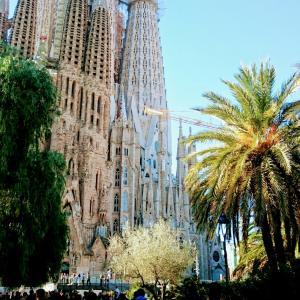 ・スペイン・最近のサグラダ ファミリア♪バルセロナ㊹