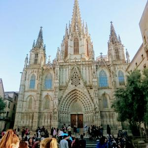 ・スペイン・便利で安いラランブラ通りのスーパー♪バルセロナ㊻