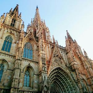 ・スペイン・大聖堂とマーケット♪バルセロナ〈52〉
