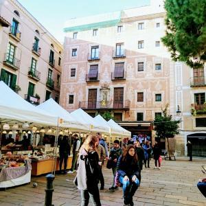 ・スペイン・よく行くシーフードレストラン♪バルセロナ〈53〉
