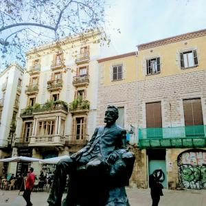 ・スペイン・ ちょこちょこと新しい発見&皆さまにお礼♪バルセロナ〈57〉