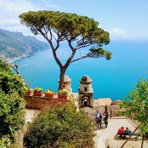 ・イタリア・夢のような街!ラヴェッロ①