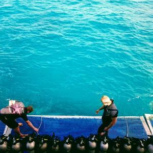 ・オーストラリア・美しいエメラルドの海と珊瑚!世界遺産のグレートバリアリーフ