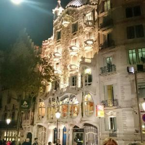 ・スペイン・夜は出歩いて大丈夫?バルセロナ④