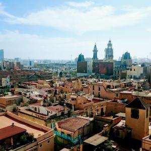 ・スペイン・行列のできるタパスレストランCiudad Condal バルセロナ㉝