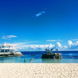・フィリピン・近くてリーズナブルなオススメのリゾート!セブ①