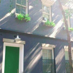 ・アメリカ・素敵なお家観察はグリニッチ ヴィレッジで♪ニューヨーク ㉘