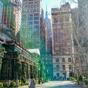 ・アメリカ・お城のようなニューヨークの図書館!ニューヨーク㉜