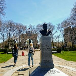 ・アメリカ・ブルックリンの広~い公園Prospect Park!ニューヨーク㉞
