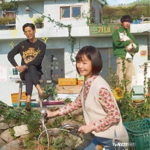 韓国ドラマ「トップスター・ユベク」感想  冷えた心を溶かす島