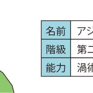 【登場人物紹介】堕天作戦 4巻【戴天党】ナイトワット&ケレス