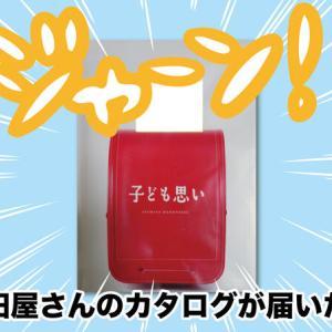 ラン活レポ〜池田屋カタログ届いた!〜